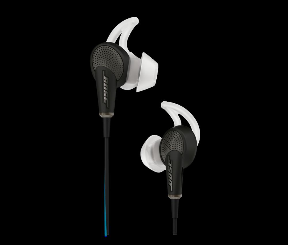 Bose QuietComfort® 20 Acoustic Noise Cancelling® Headphones– Apple-Geräte