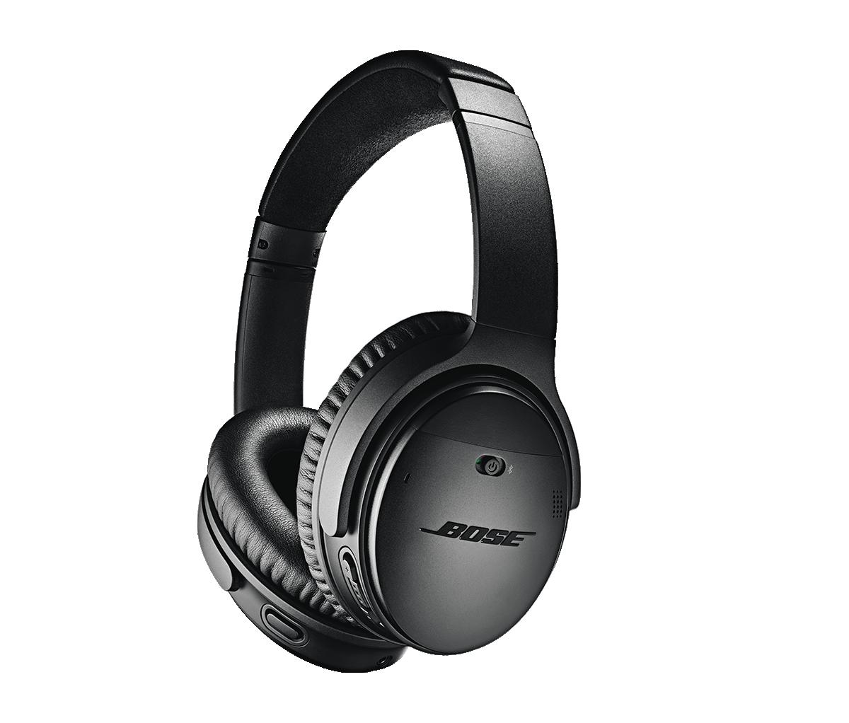 Bose Quietcomfort 35 Wireless Headphones Ii With Google Assistant - Black