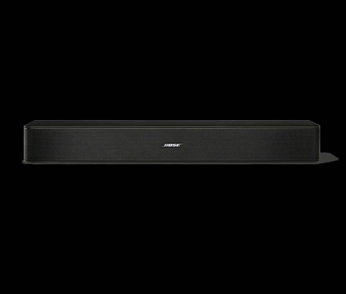 Bose Solo 5 TV sound system – Refurbished Black