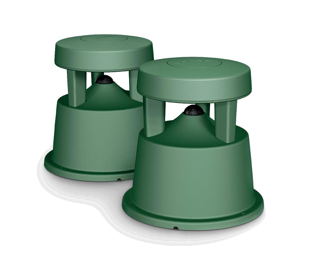 Bose Free Space   51 environmental speakers Green