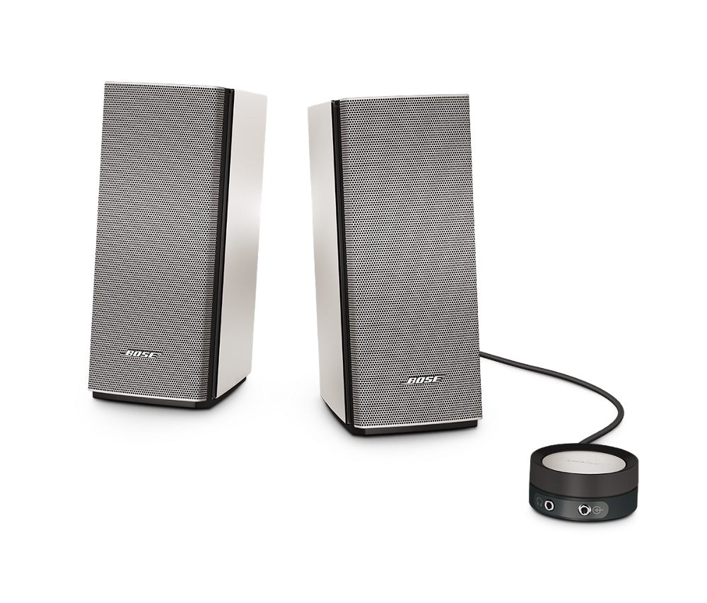 Bose Companion   20 multimedia speaker system Silver 329509-1300