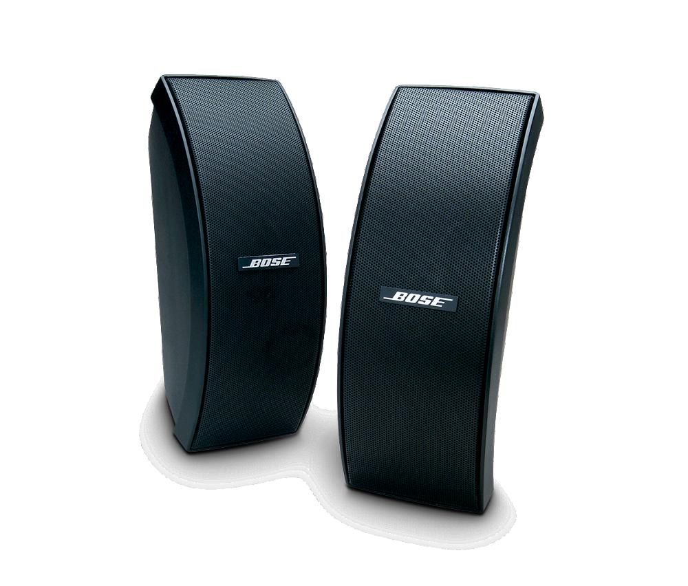 Bose 151   SE environmental speakers Black 34103