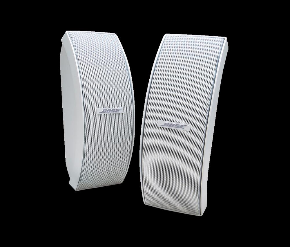 Bose 151   SE environmental speakers White 34104