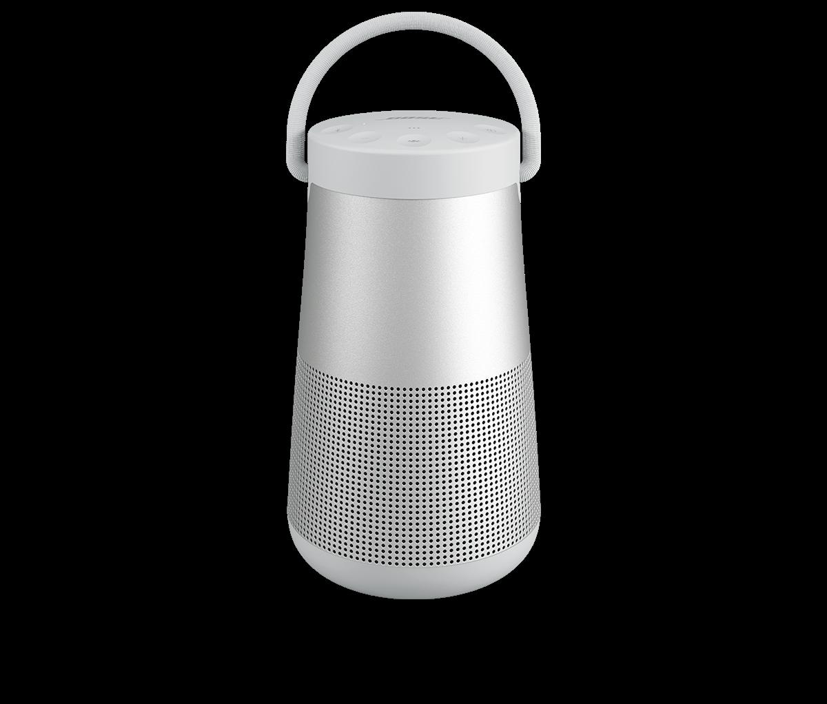 Bose SoundLink Revolve  Bluetooth   speaker Luxe Silver 739617-1310