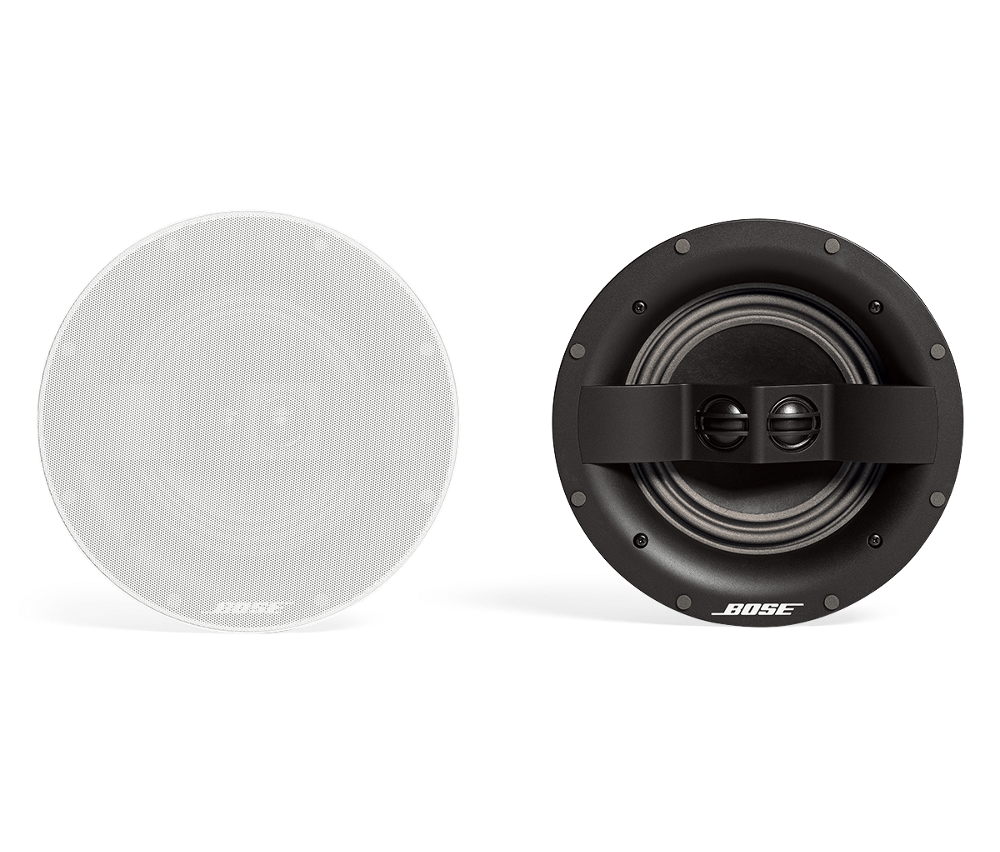 Bose Virtually Invisible 791 in-ceiling speakers II, Pair White 742897-0200